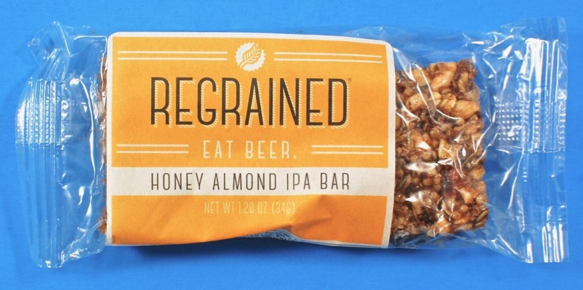 Regrained bar