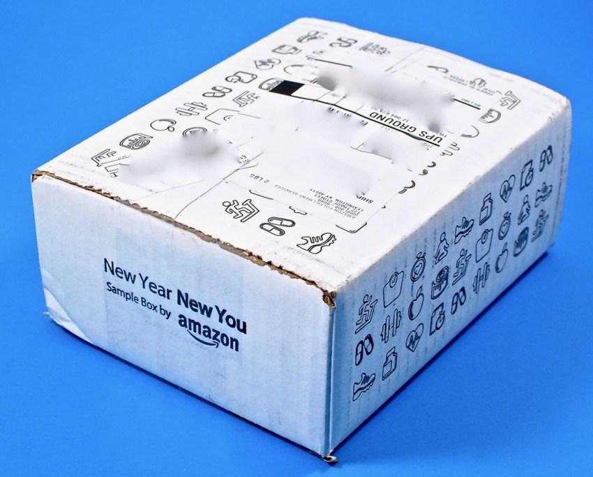Amazon sample box review