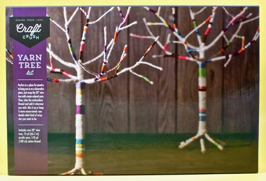 yarn tree project