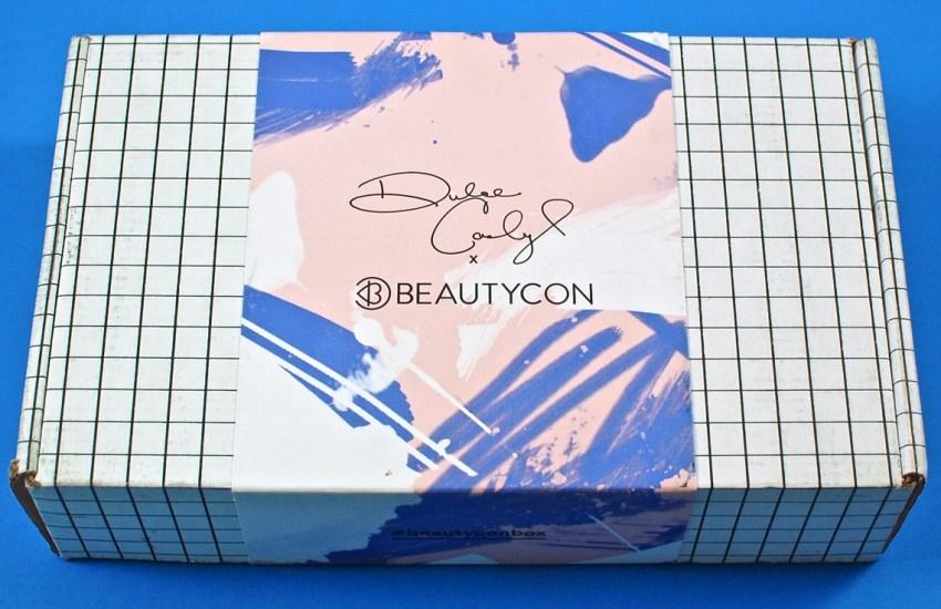 Winter 2016 Beautycon box review