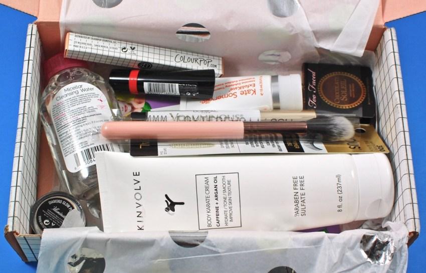 Beauty con box review