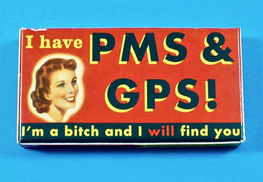 PMS & GPS gum
