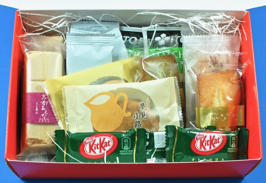 Japanese snack box review