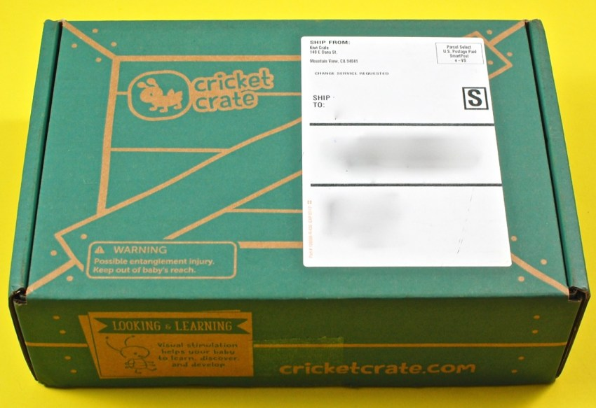 Cricket Crate review
