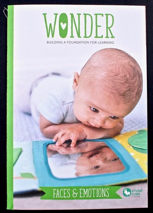 Wonder Magazine Cricket Crate