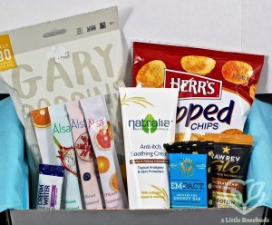 Daily Goodie Box January 2017 Free Sample Box Review