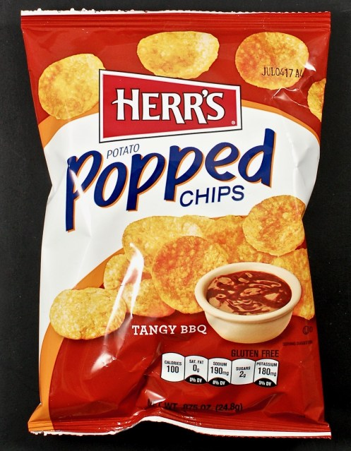 Herr's popped chips