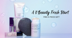 Julep FREE 5-Piece K-Beauty Gift Set with Subscription