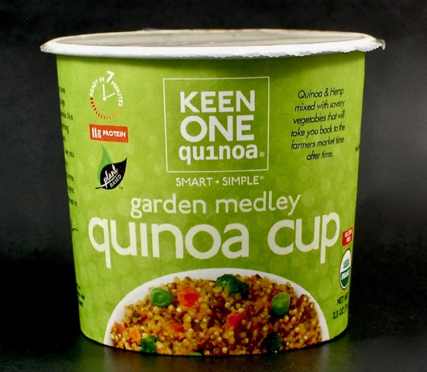 Keen One quinoa cup