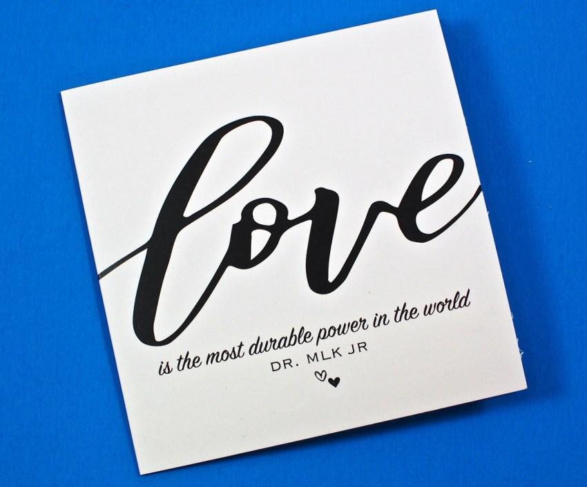 Love Card Globein