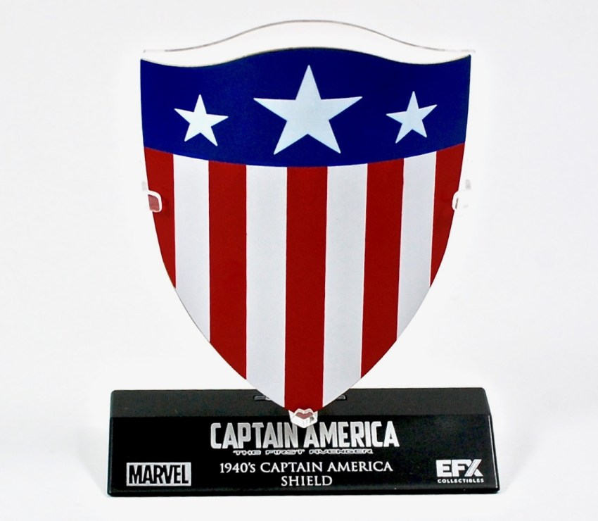 Captain America shield Loot Crate