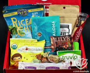 Love With Food January 2017 Review & Coupon Codes