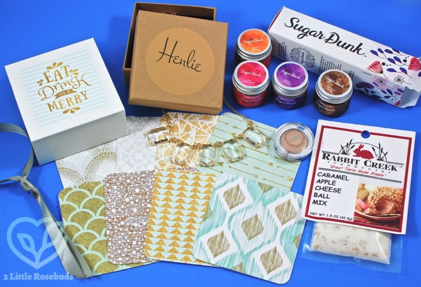 January 2017 Mommy Mailbox review