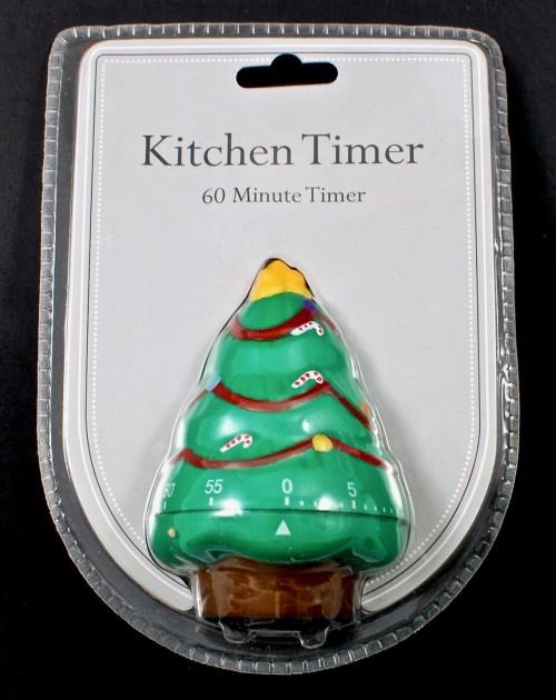 Christmas Tree kitchen timer
