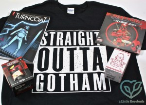 My Geek Box December 2016 Subscription Box Review