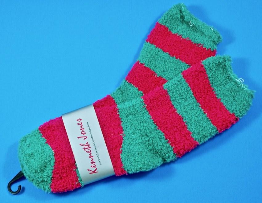 Kenneth Jones slipper socks