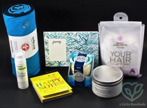 POPSUGAR Must Have January 2017 Subscription Box Review & Coupon