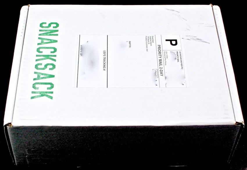 SnackSack box review