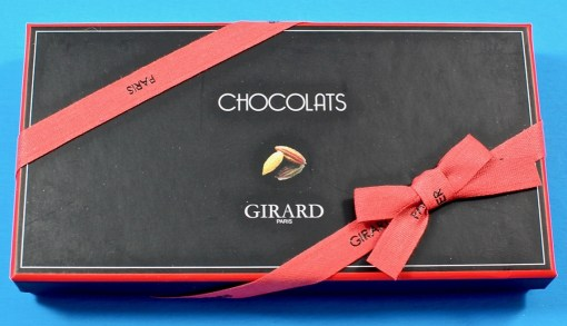 Girard chocolate box