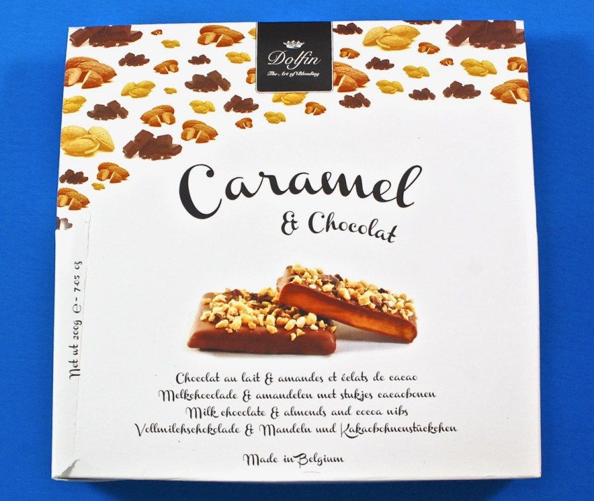 Dolfin chocolate caramels