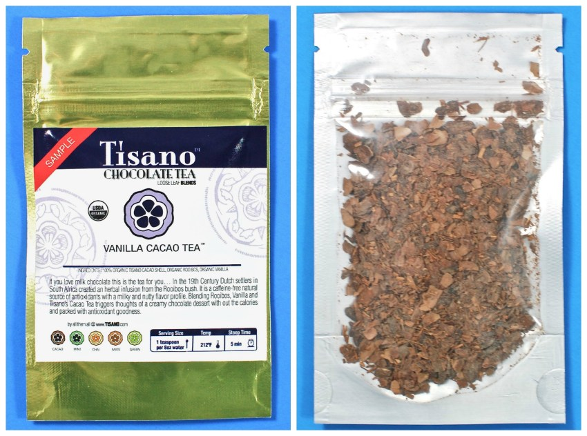 Tisano chocolate tea