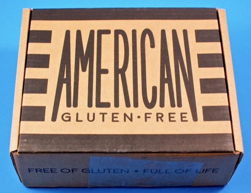 American Gluten-Free box