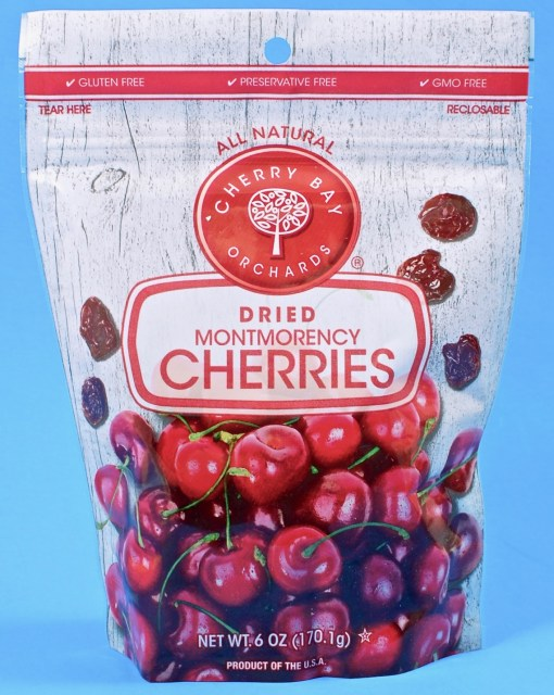 Cherry Bay Orchards dried cherries