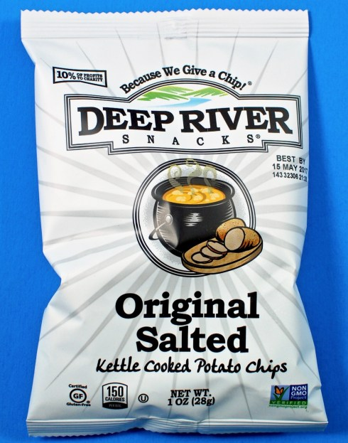 Deep River kettle chips