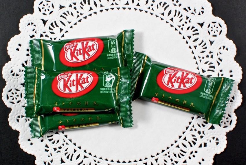 Matcha Kit Kat