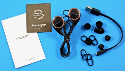 Spigen wireless earbuds