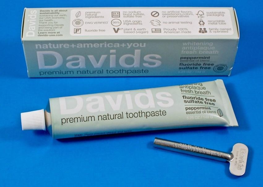 David's Toothpaste