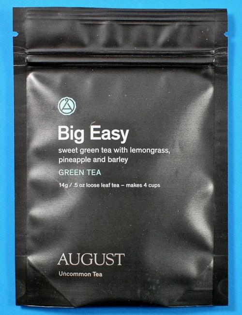 August Uncommon Tea