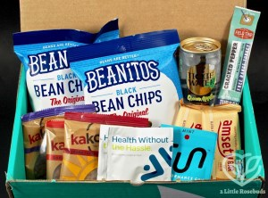 Fit Snack February 2017 Subscription Box Review & Coupon Code