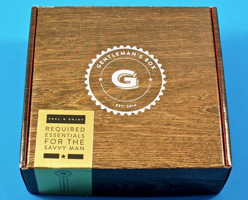 Gentleman's Box review