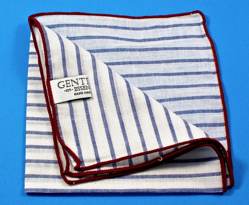 Gentlemen Essentials pocket square