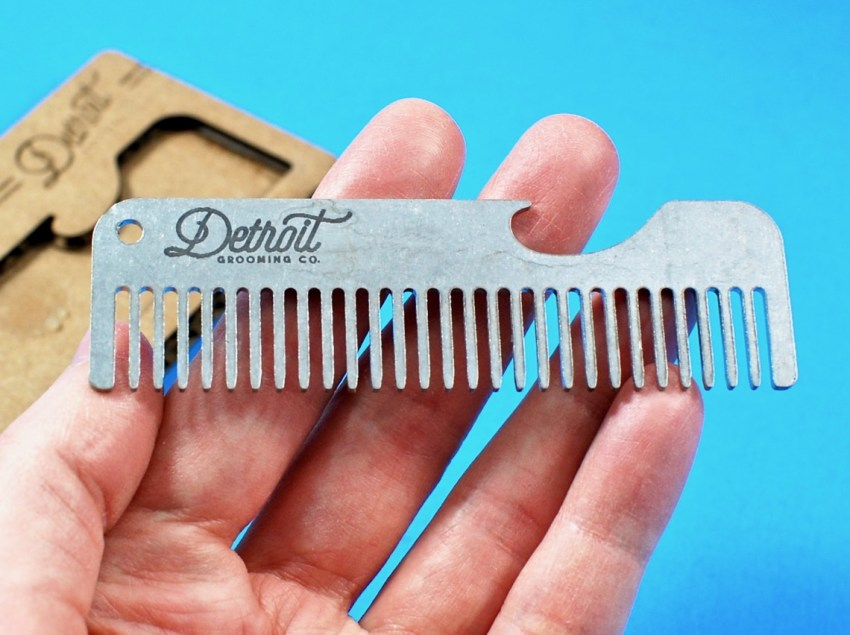 Detroit Grooming Co. comb