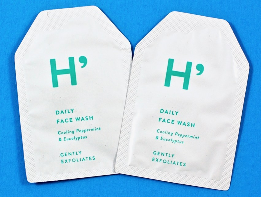 Harry's Face Wash