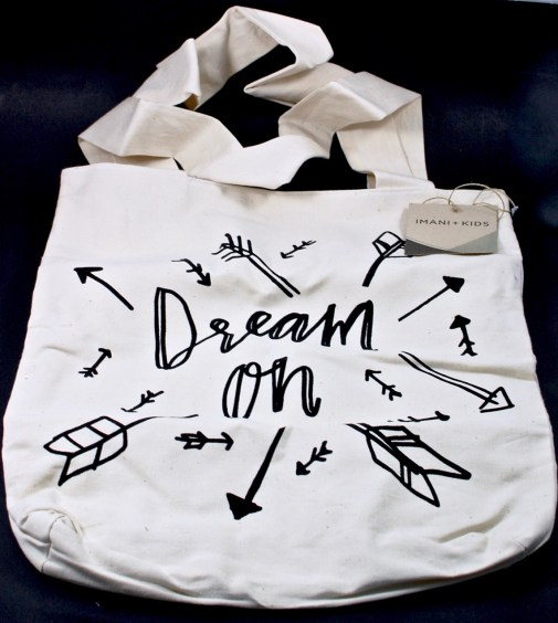 Dream On tote
