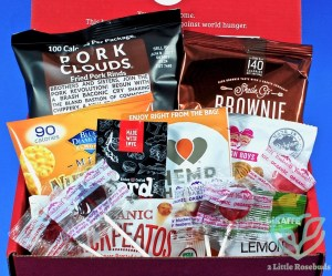 Love With Food February 2017 Review & Coupon Codes
