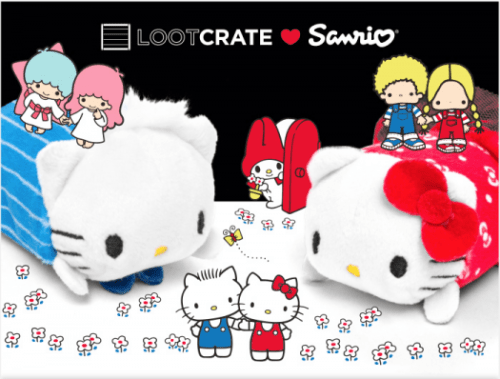 Sanrio Small Gift Crate spoiler