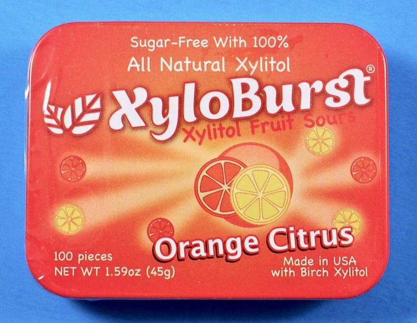 Xyloburst fruit sours