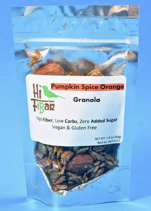 Hi-FiBar granola