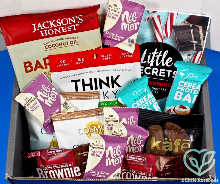February 2017 SnackSack review