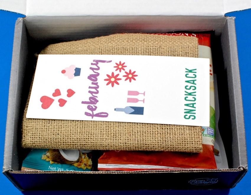 Snack Sack box review