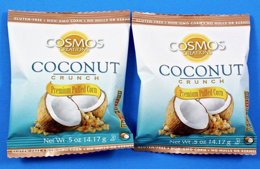 Cosmos coconut crunch