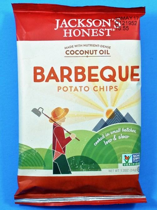 Jackson's Honest barbeque chips