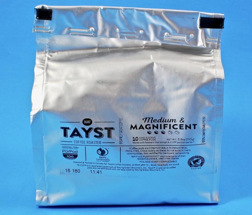Tayst Medium & Magnificent