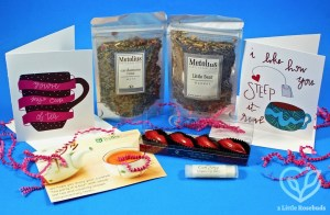 Tea Box Express February 2017 Subscription Box Review & Coupon Code