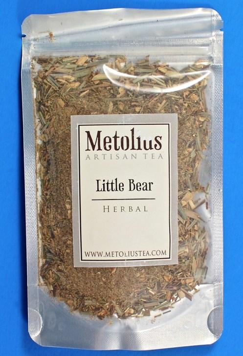 Metolius Little Bear tea