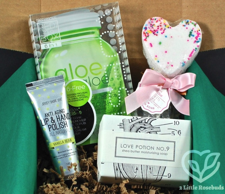 February 2017 Terra Bella Box review
